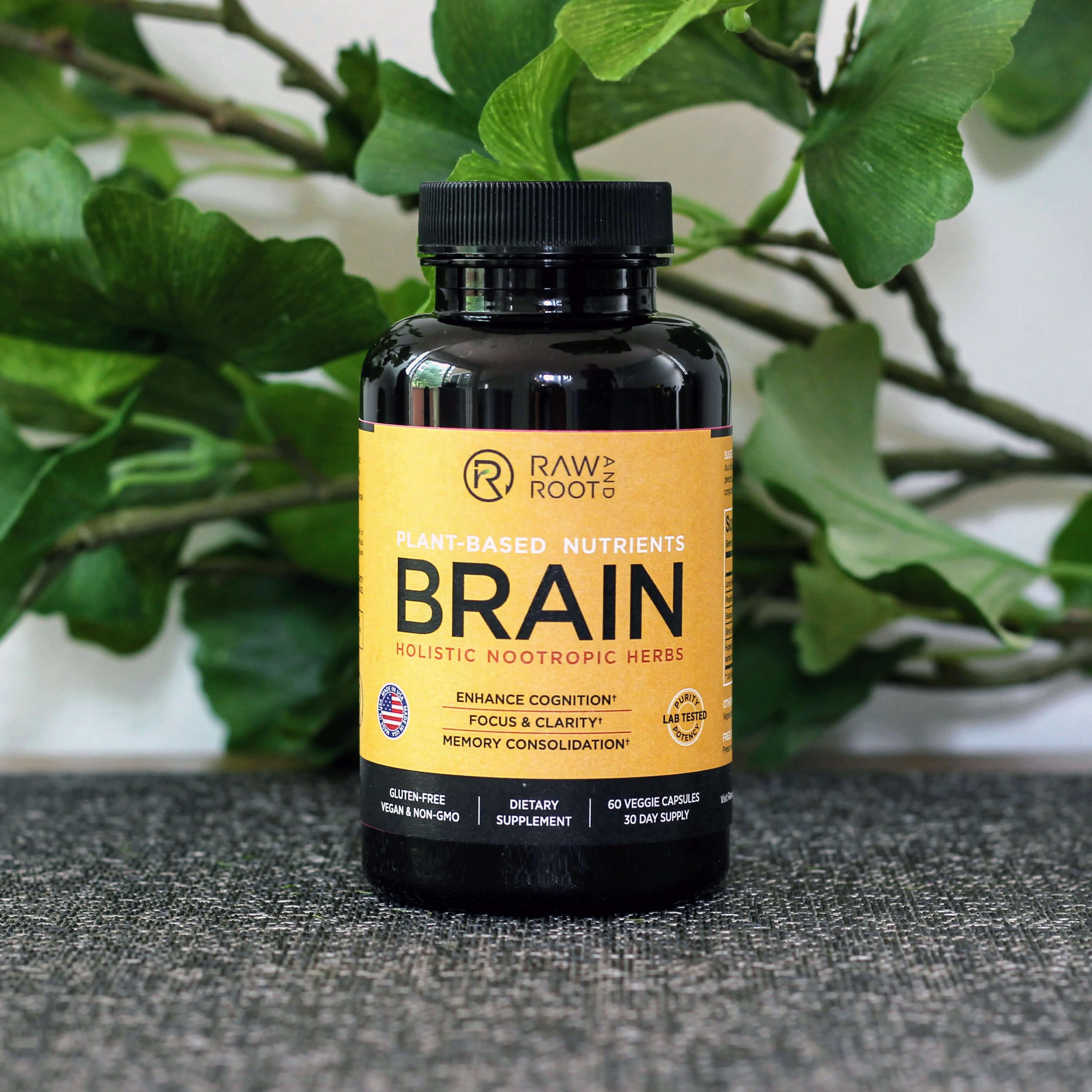 Herbal Supplements for SLEEP, BRAIN HEALTH, STRESS AND